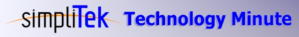 SimpliTek Technology Minute